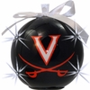 Item # 416028 - University of Virginia Cavaliers LED Flashing Ball Christmas Ornament