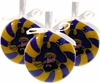 Item # 416074 - East Carolina University Pirates Peppermint Christmas Ornament