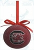 Item # 416075 - Styrofoam University of South Carolina Gamecocks Ball Christmas Ornament