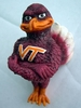 Item # 416111 - Virginia Tech Hokies Mascot Ornament