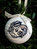 Item # 416148 - University of North Carolina Tar Heels Chevron Ornament