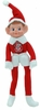 Item # 416214 - North Carolina State University Wolfpack Pixie Ornament