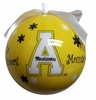 Item # 416231 - Appalachian State University Mountaineers Snowflake Ball Ornament