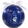 Item # 416239 - Duke University Blue Devils LED Flashing Ball Christmas Ornament
