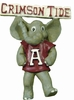 Item # 416267 - University of Alabama Crimson Tide Mascot Ornament