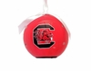 Item # 416269 - University of South Carolina Gamecocks LED Flashing Ball Christmas Ornament