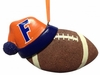 Item # 416276 - University of Florida Gators Santa Hat With Football Ornament