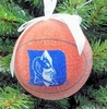 Item # 416295 - Duke University Blue Devils Basketball Christmas Ornament