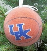 Item # 416297 - University of Kentucky Wildcats Basketball Ornament