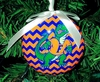 Item # 416302 - University of Florida Gators Chevron Ornament