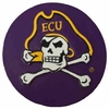 Item # 416348 - East Carolina University Pirates Disc Ornament
