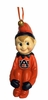 Item # 416353 - Auburn University Tigers Pixie Ornament