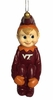 Item # 416365 - Virginia Tech Hokies Pixie Ornament