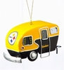 Item # 420014 - Pittsburgh Steelers Camper Christmas Ornament