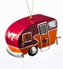 Item # 420022 - Virginia Tech Hokies Camper Ornament