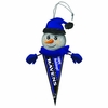 Item # 420121 - Baltimore Ravens Light Up Snowman Pennant Ornament