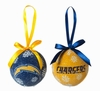 Item # 420145 - San Diego Chargers Light Up LED Ball Christmas Ornament