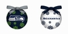 Item # 420175 - Seattle Seahawks Light Up LED Ball Ornament