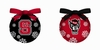 Item # 420233 - North Carolina State University Wolfpack Light Up LED Ball Christmas Ornament