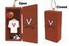 Item # 420236 - University of Virginia Cavaliers Basketball Team Locker Ornament