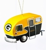 Item # 420363 - Green Bay Packers Camper Ornament