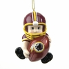 "Item # 420390 - 3"" Washington Redskins Lil Fan Christmas Ornament"