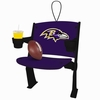 Item # 420403 - Baltimore Ravens Stadium Seat Christmas Ornament