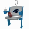 Item # 420407 - Carolina Panthers Stadium Seat Christmas Ornament