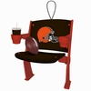 Item # 420415 - Cleveland Browns Stadium Seat Christmas Ornament
