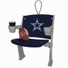 Item # 420416 - Dallas Cowboys Stadium Seat Christmas Ornament