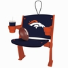 Item # 420417 - Denver Broncos Stadium Seat Christmas Ornament