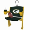 Item # 420418 - Green Bay Packers Stadium Seat Christmas Ornament