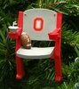 Item # 420461 - Ohio State University Buckeyes Stadium Seat Ornament
