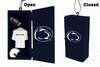 Item # 420485 - Penn State University Nittany Lions Locker Ornament