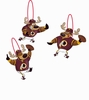 Item # 420576 - Washington Redskins Reindeer Christmas Ornament
