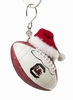 Item # 420632 - University of South Carolina Gamecocks Team Ball With Santa Hat Ornament