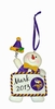 Item # 420709 - Minnesota Vikings Personalizable Snowman Christmas Ornament