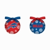 Item # 420757 - Buffalo Bills LED Ball Christmas Ornament