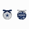 Item # 420759 - Dallas Cowboys LED Ball Christmas Ornament