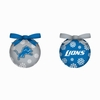 Item # 420761 - Detroit Lions Light Up LED Ball Ornament