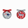 Item # 420763 - New England Patriots Light Up LED Ball Christmas Ornament
