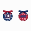 Item # 420765 - New York Giants Light Up LED Ball Christmas Ornament