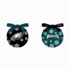 Item # 420768 - Philadelphia Eagles LED Ball Christmas Ornament
