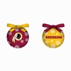 Item # 420771 - Washington Redskins Light Up LED Ball Ornament