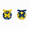 Item # 420779 - Michigan Wolverines Light Up LED Ball Ornament
