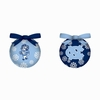 Item # 420780 - University of North Carolina Tar Heels Light Up LED Ball Ornament