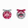 Item # 420781 - Ohio State University Buckeyes Light Up LED Ball Ornament