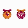 Item # 420785 - Virginia Tech Hokies Light Up LED Ball Christmas Ornament