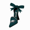 Item # 420835 - Philadelphia Eagles High Heel Shoe Christmas Ornament