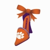 Item # 420839 - Clemson University Tigers High Heel Shoe Ornament